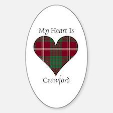 Heart - Crawford Decal