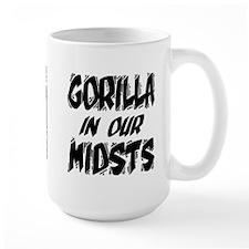 GORILLA drinkware_template Mugs