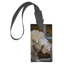 Stomper  Lamb Award Photo Luggage Tag