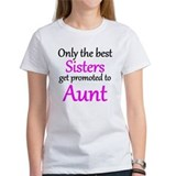 Aunt promotion Women's T-Shirt