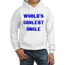 Worlds Coolest Uncle Jumper Hoody