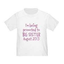 Promotion/sister T-Shirt