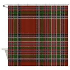 MacBean Tartan Shower Curtain