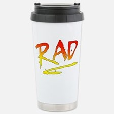 Rad_gradient2 Stainless Steel Travel Mug