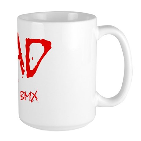 Rad BMX_light Large Mug