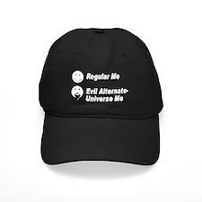 Alt Universe Me White Baseball Hat