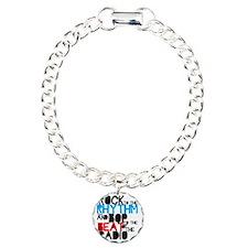 bop Charm Bracelet, One Charm