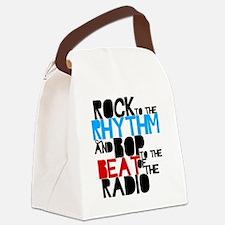 bop Canvas Lunch Bag