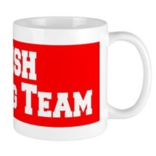 Polish Drinking Team Bumper Sticker Mug