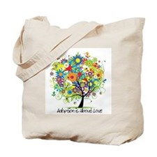 Tree 2 Tote Bag