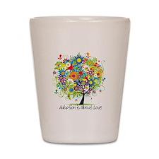 Tree 2 Shot Glass