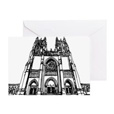 Cathedral1 Greeting Card