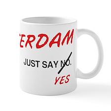hamsterdam_tshirt_light Small Mugs