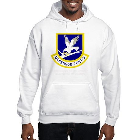 2-DFENsorfortis Hooded Sweatshirt