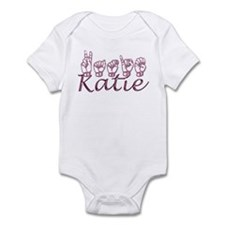 Katie Infant Bodysuit