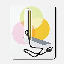 Sphygmomanometer Mousepad