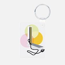 Sphygmomanometer Keychains