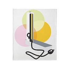 Sphygmomanometer Throw Blanket