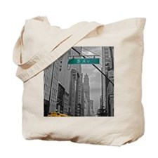 New York, 5th ave Tote Bag