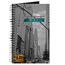 New York, 5th ave Journal
