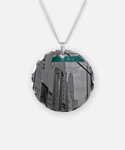 New York, 5th ave Necklace