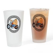 Logo_Shirt_Back Drinking Glass