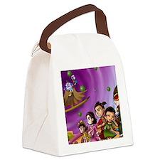 FourAngies_DA Canvas Lunch Bag