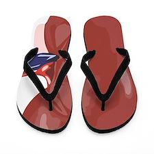 Kidney Flip Flops
