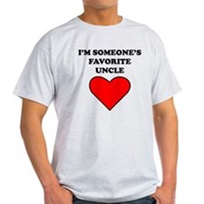 Someones Favorite Uncle T-Shirt