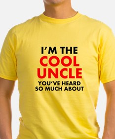 Im The Cool Uncle T-Shirt