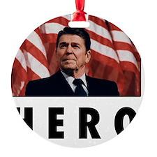 reaganhero Ornament