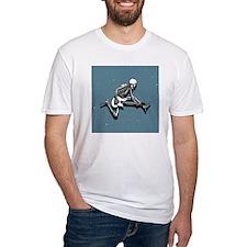 sk-guit-jump-BUT Shirt