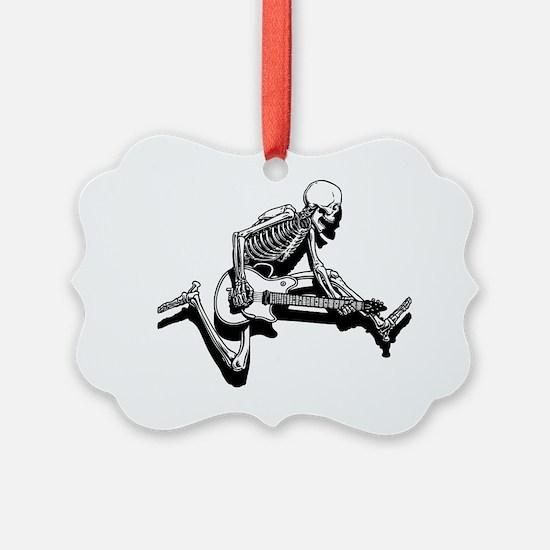 sk-guit-jump-T Ornament