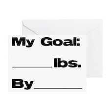 lbsgoal Greeting Card