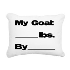 lbsgoal Rectangular Canvas Pillow