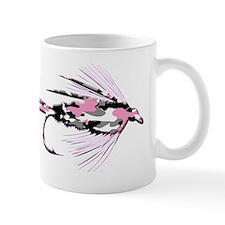 PINK CAMO FLY 4 BLACK Mug