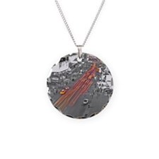New York traffic Necklace