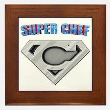 3-Super_chef Framed Tile