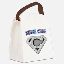 3-Super_chef Canvas Lunch Bag