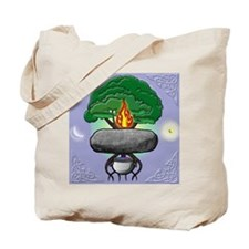 cosmos tile  Tote Bag