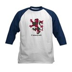 Lion - Crawford Kids Baseball Jersey