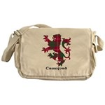 Lion - Crawford Messenger Bag