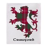 Lion - Crawford Throw Blanket