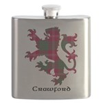 Lion - Crawford Flask