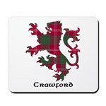 Lion - Crawford Mousepad