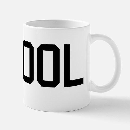 3-School-black Mug
