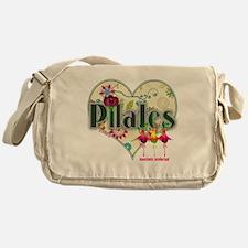 pilates kinesthetic intellectual fan Messenger Bag