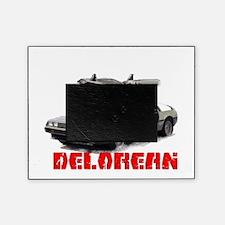 3-Delorean Picture Frame