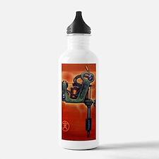 Red Machine Water Bottle