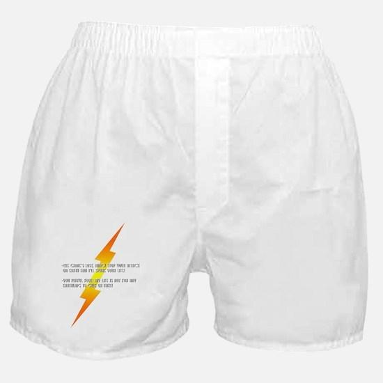 flash gordon Boxer Shorts